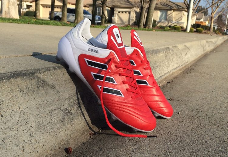 adidas Copa 17.1 FG boot review