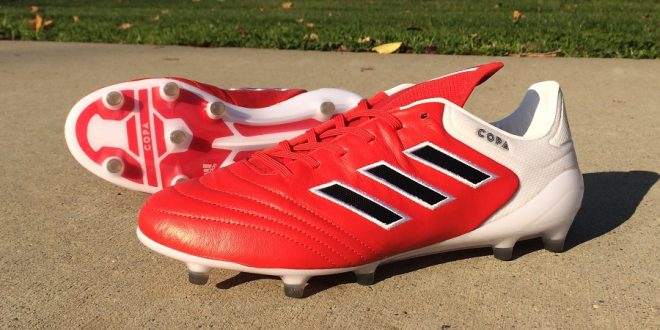 adidas Copa17.1 feature review