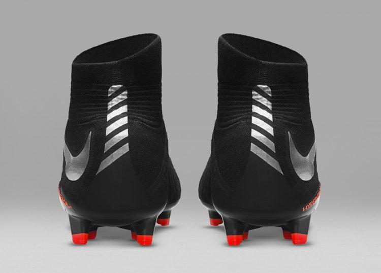 Nike Hypervenom 3 Strike Night Heel