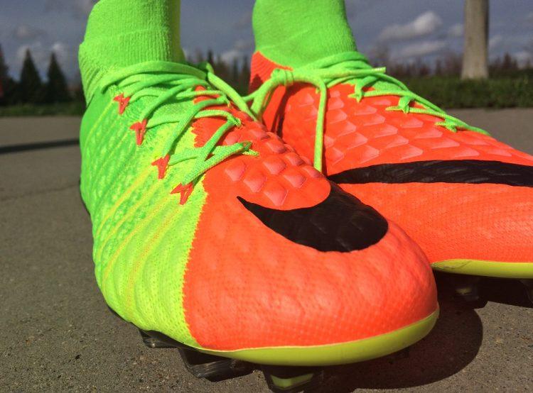 Nike Hypervenom DF Flyknit Upper