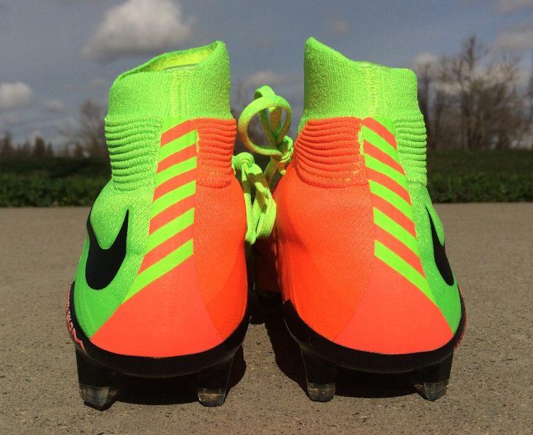 Nike Hypervenom Phantom DF Heel View