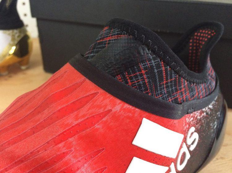 adidas X16+ Purechaos Ankle Collar