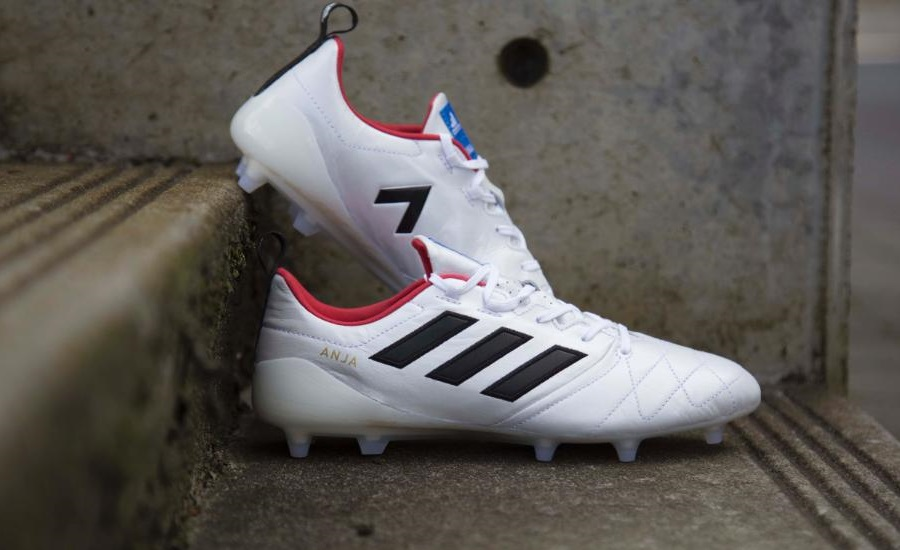 adidas has added a new boot to the Women s Limited Collection with the  release of ACE 17.1 ANJA. Named after the first-ever women s soccer boot 48386dc70c