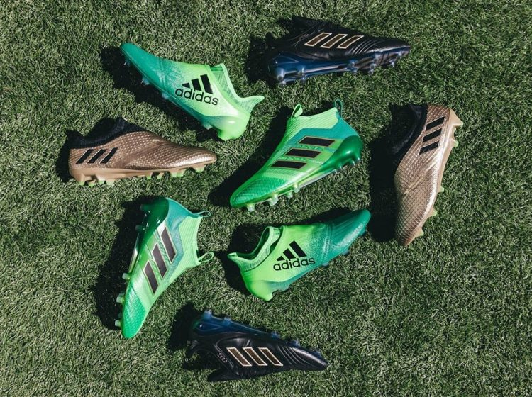 Complete adidas Turbocharge Pack