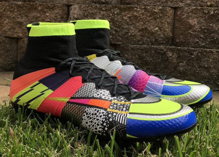 Nike Supefly What The Mercurial