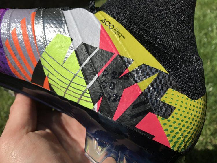 Nike What The Mercurial Heel