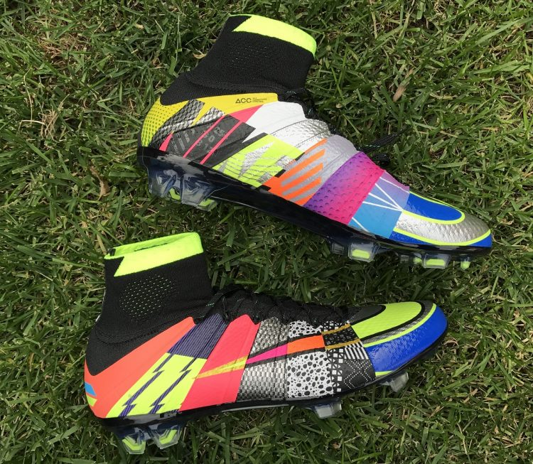 Nike What the Mercurial Superfly Boots