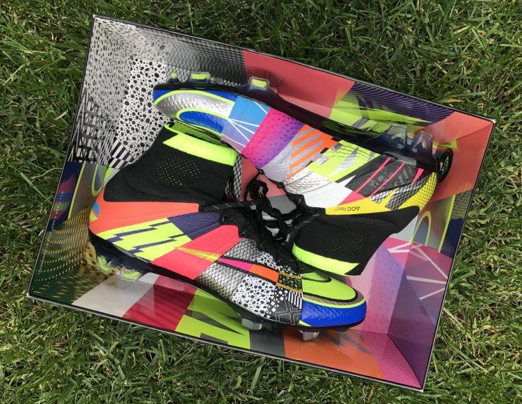 What The Mercurial Unboxing