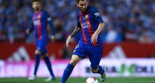 Messi in Nemeziz