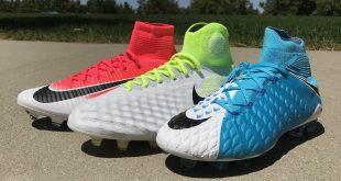 Nike Mid Cut Collar Boots