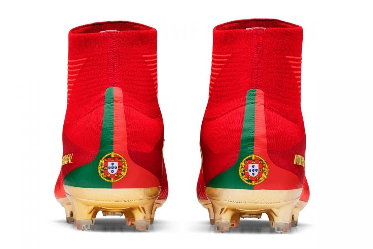 CR7 Mercurial Campeoes Portugal