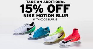 Motion Blur 15% Off Featured
