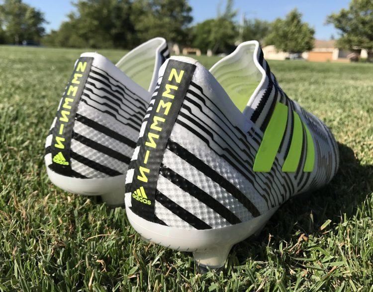 adidas Nemeziz Heel Design