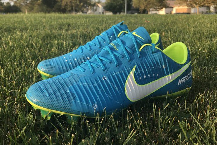 Neymar Nike Vapor XI