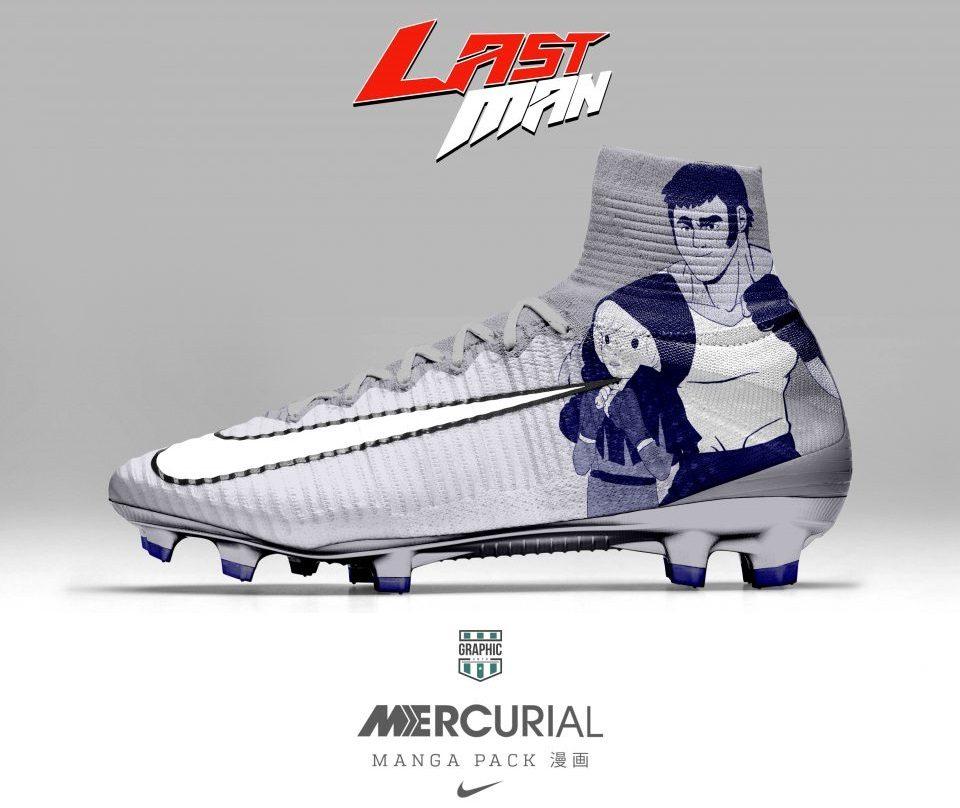 Nike Mercurial Manga LastMan