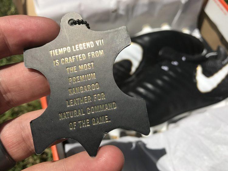 Nike Tiempo Legend VII Leather