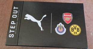 Puma Step Out Kit Launch