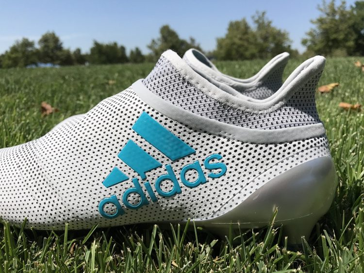 adidas X17+ Purespeed Side View