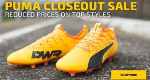 Puma Clearance Boot Sale