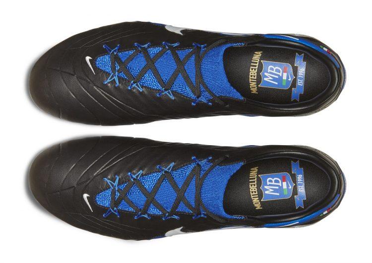 Top Down View of Nike Hypervenom GX