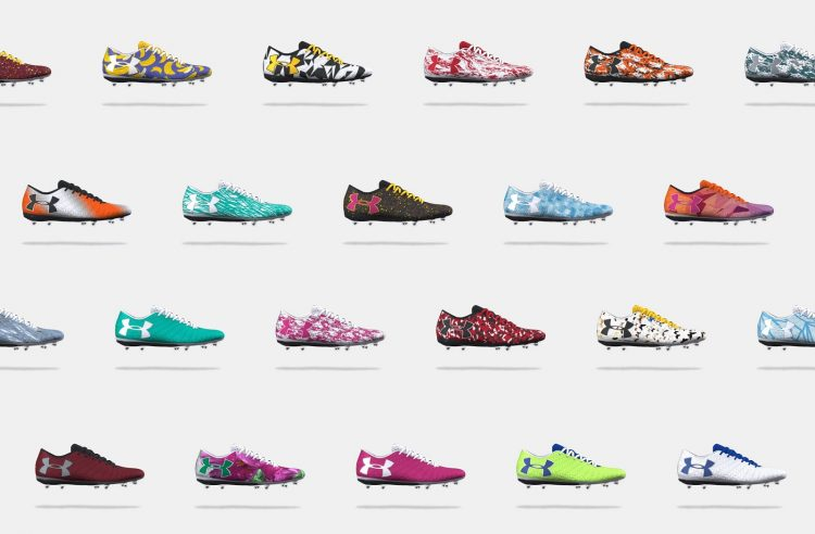 UA Icons Clutchfit Force Design Examples