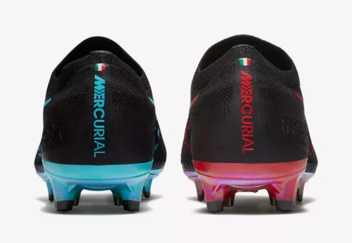 398cad45b5e ... Flyknit Ultra Fire Ice Heel  Nike Mercurial Vapor ...