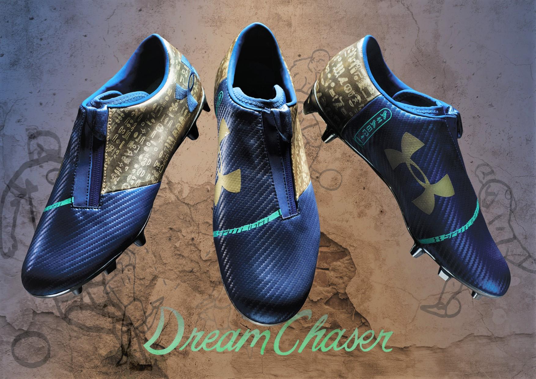 Memphis Depay X Under Armour Spotlight Dream Chaser Soccer