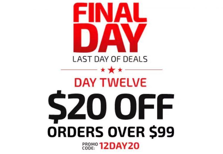 Final Day of Deals