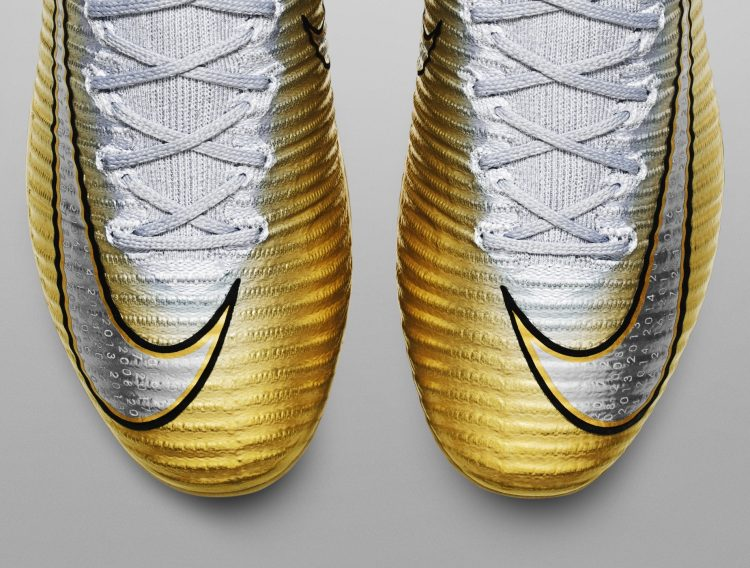 Mercurial Superfly CR7 Quinto Triunfo Detailing