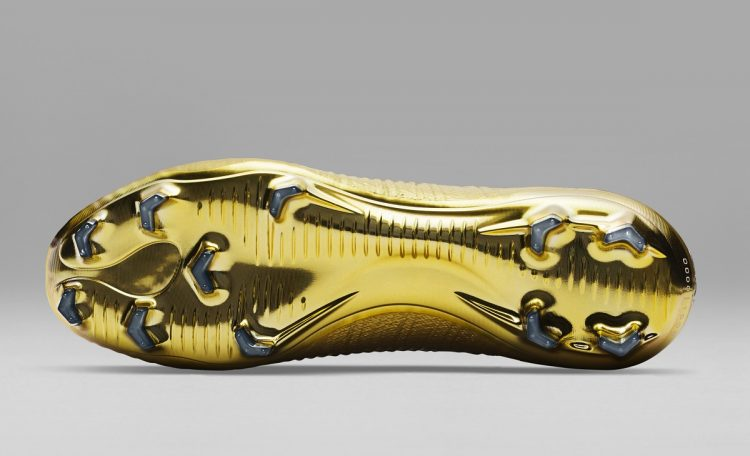 Quinto Triunfo CR7 Gold Soleplate