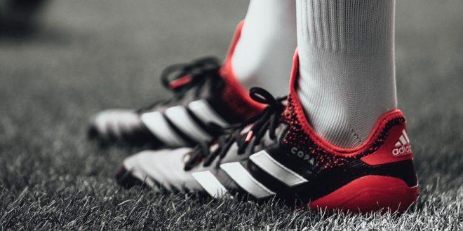 Copa 18.1 Black Red