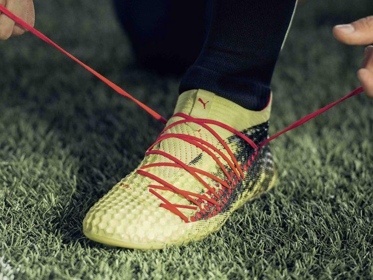 Puma Future 18.1 On Foot