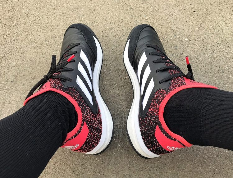 adidas Copa Tango 18.1 TR On Foot