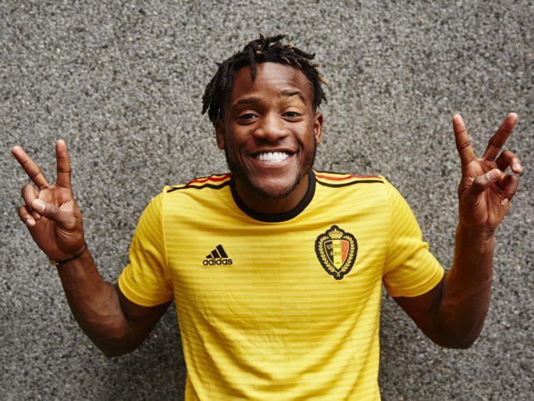 Belgium Away World Cup 18