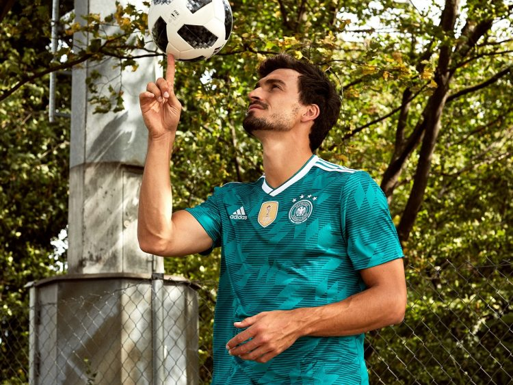 Germany Away World Cup 18