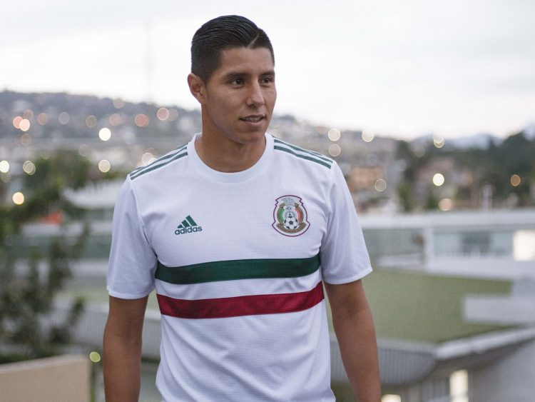 Mexico Away World Cup 18