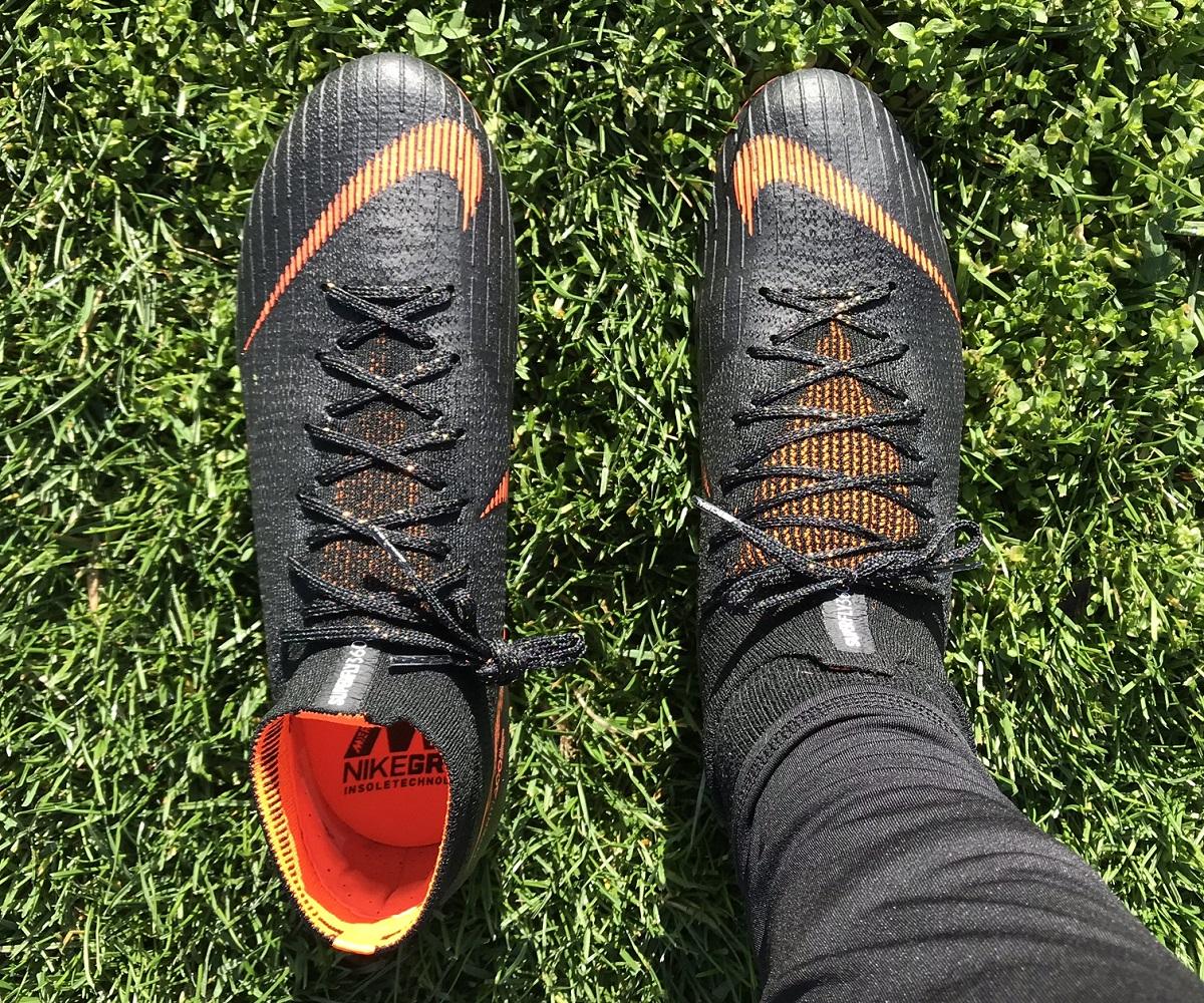 00c3711ac081 Original Nike Mercurial Superfly360 Fit On Foot