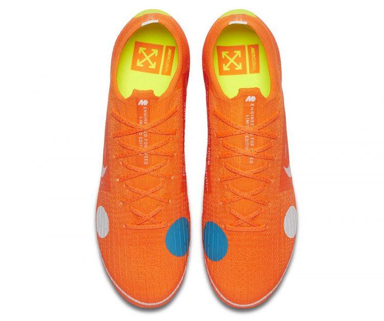 Nike Mercurial Vapor XII OFF WHITE