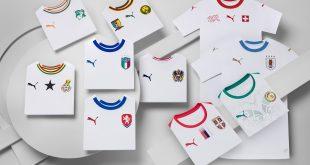 Puma All White Soccer Kits