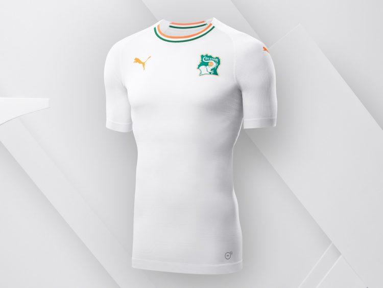 Puma Ivory Coast All White