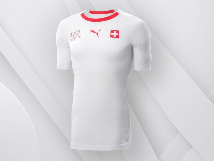 Puma Switzerland All White