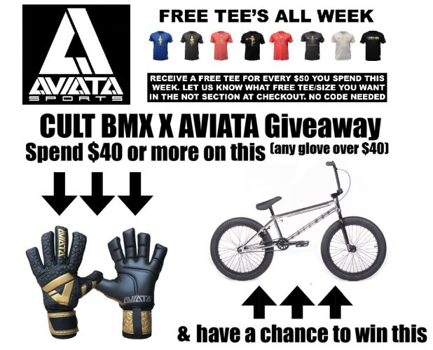 Deals and Giveaways at Aviata Sports