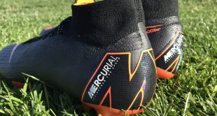 Mercurial Engineered For Speed