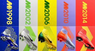 Nike Mercurial Heritage Collection