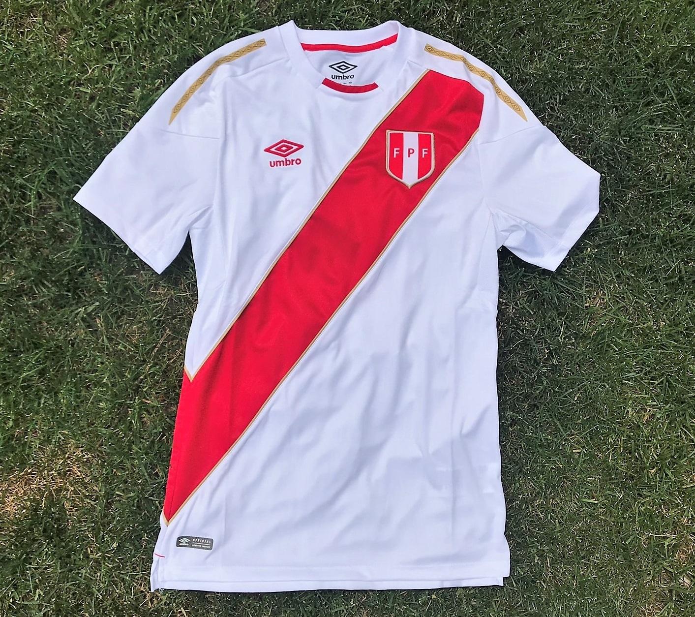 reputable site 863a0 8e728 Umbro Peru Jersey 2018 | Soccer Cleats 101