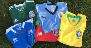 World Cup Jerseys featured