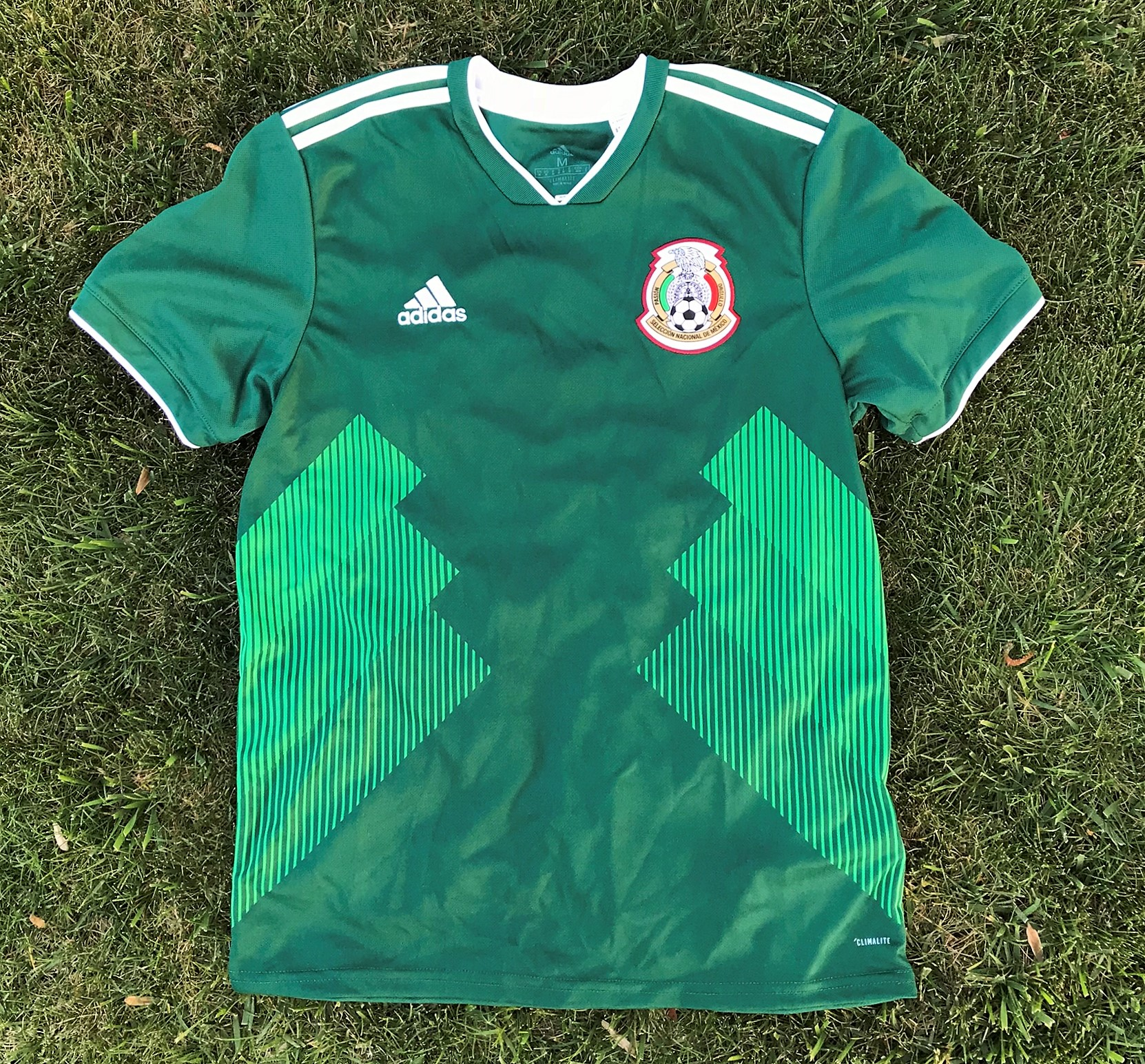 adidas Mexico Jersey 2018 - Soccer Cleats 101