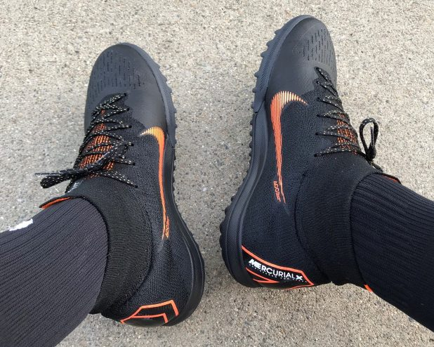 Mercurial SuperflyX FT On Feet
