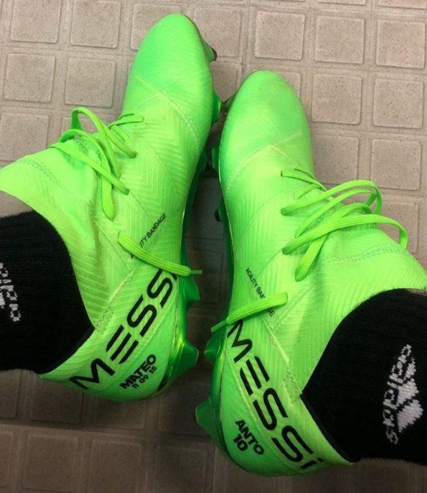 Messi adidas Nemeziz 18