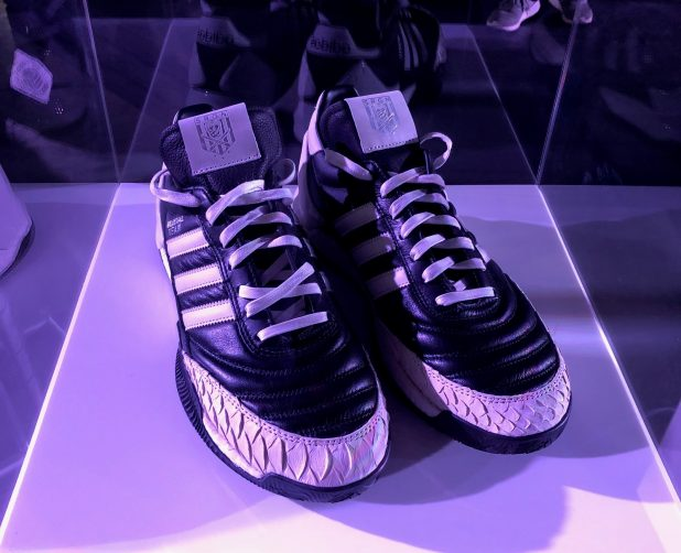 adidas Mundial Team by The Shoe Surgeon